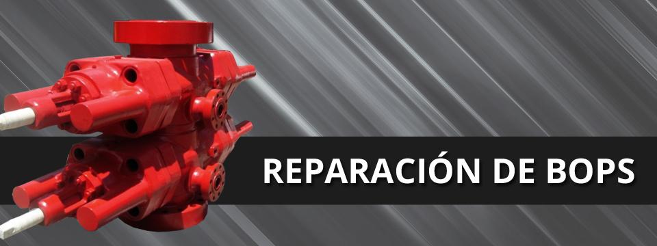 REPARACION DE BOPS